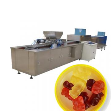 Pharmaceutical pectin small automatic lollipop making machine maker candy making machine for medicine