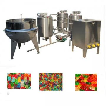 Automatic Jelly Candy Depositing Line Gummy Candy Machine Candy Production Line Manufacturer with Ce ISO9001 (GDQ300)