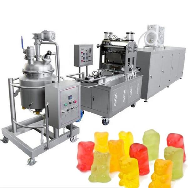 Gummy Candy Production Line Jelly Gummy Candy Bean Making Machine Depositing Production line