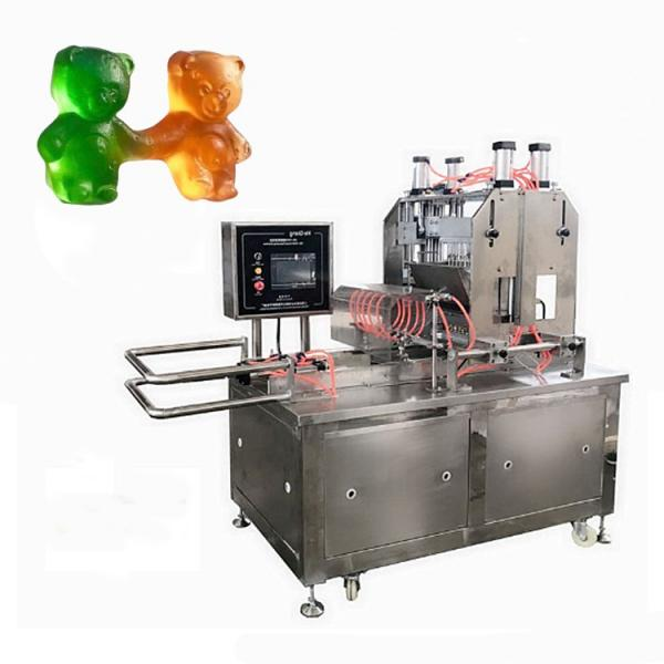 Starchless Gummy Candy Making Machine/jelly Bean Candy Depositing Production Line Hot Product 2019 TG Machine Automatic Provided